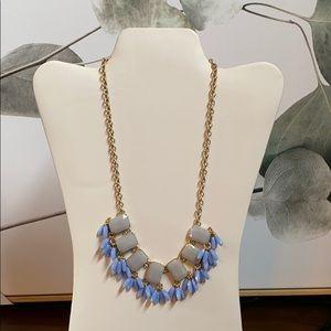J. Crew: NWT Blue Necklace